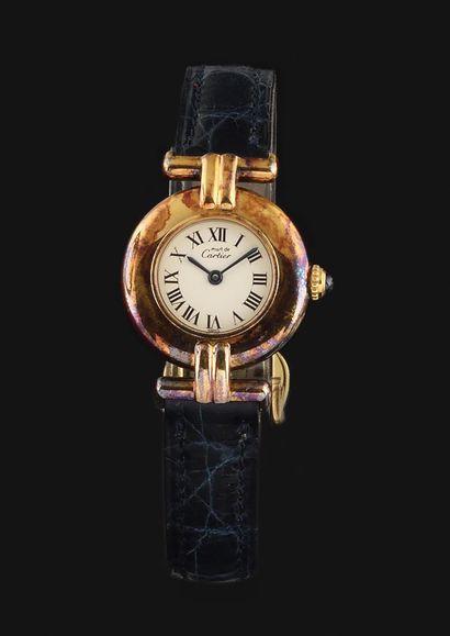 CARTIER «Must de Cartier » Vers 1990. Ref...