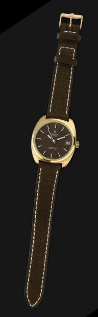 TISSOT Tissonic Vers 1980. Ref : 40615. Montre-bracelet...
