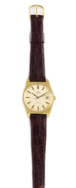 OMEGA Automatic Genève Suisse Vers 1973....
