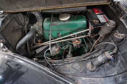 1950 CITROEN 11B 947BA W57  Numéro de série : 188606  60348 km - Carte grise français...