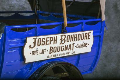 1919 CITROËN TYPE A Numéro de série : 5427 - Numéro de moteur : 12420  Carte grise...