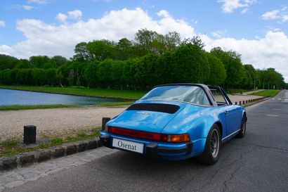 1978 Porsche 911 SC Targa Numéro de série 9118210437 - Matching Numbers  Française...