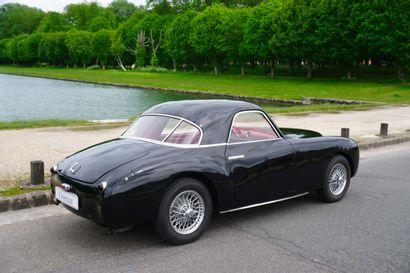 1950 SIMCA 8 SPORT Numéro de série 885224  Carrosserie Facel Metallon  Dessin Stabilimenti...