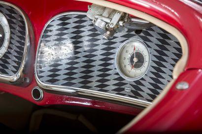 1935 AUBURN 851 SPEEDSTER SUPERCHARGED Châssis n° 33 551 E  Moteur n° GH 2950  A...