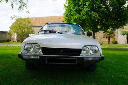 1985 CITROËN CX ORPHEE
