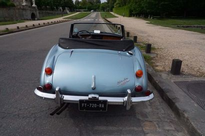 1967 AUSTIN HEALEY 3000 MKIII Serial number HBJ8L35828  A must have in your collection...