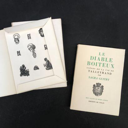 Sacha GUITRY  Le diable Boiteux  Edition...