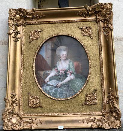 ECOLE FRANCAISE DU XVIIIème siècle ...