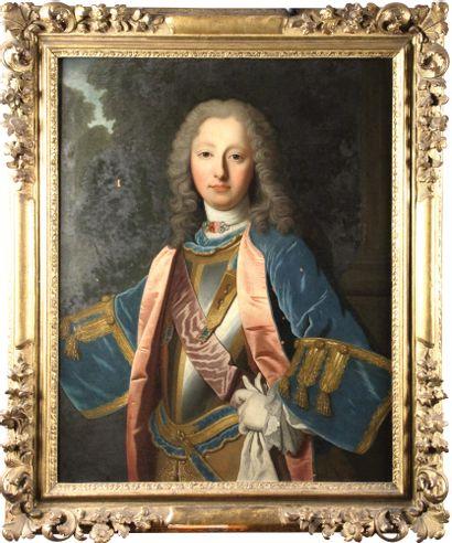 ÉCOLE FRANÇAISE VERS 1730, ATELIER DE JEAN...
