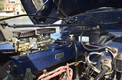 1938 BMW 327 CABRIOLET NUMÉRO DE SÉRIE 73517  EX VÉHICULE DE FONCTION D'UN OFFICIER...