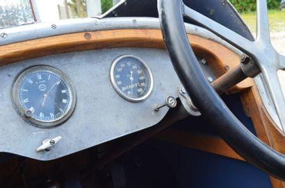 1920 SALMSON AL3 SERIAL NUMBER 3B N1 6247  BODYWORK TORPEDO SPORT  ENGINE 4 CYLINDERS...