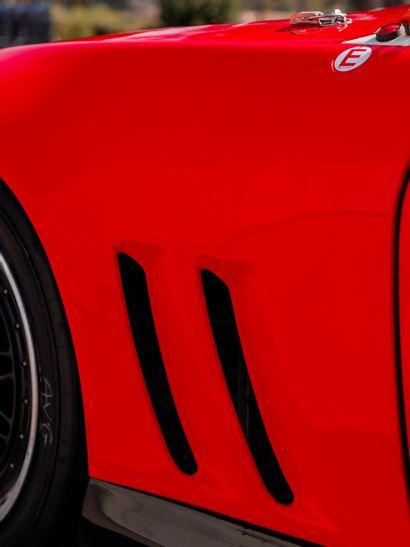 1997 FERRARI 550 MARANELLO GTE LMGT XL RACING Serial number 108536  Engine 44501...