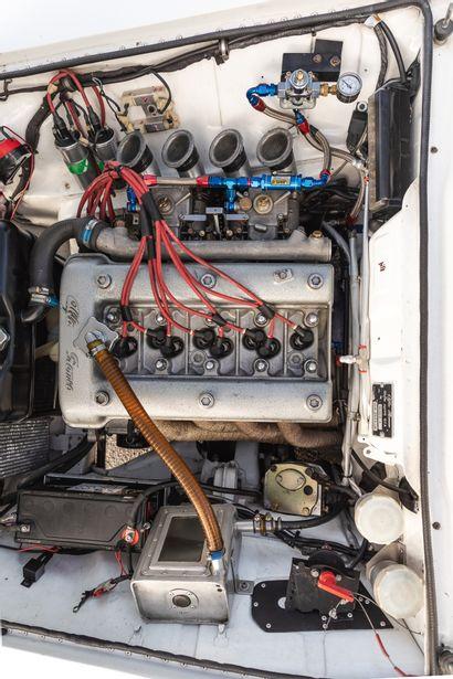 1966 ALFA ROMEO GIULIA SPRINT GTA Numéro de série AR613036  Numéro de moteur AR00526/A...