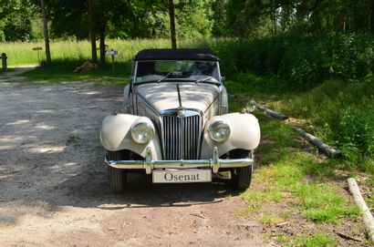 1955 MG TF 1500 SERIAL NUMBER HDC468657  NICE CONDITION  XPAG ENGINE 1500cm3  4 SPEED...