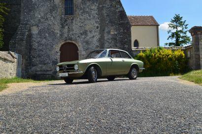 1972 ALFA ROMEO GIULIA 1300 GT JUNIOR