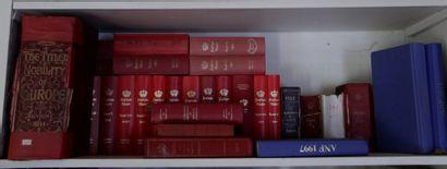 Annuaires divers, titre et anoblissements...