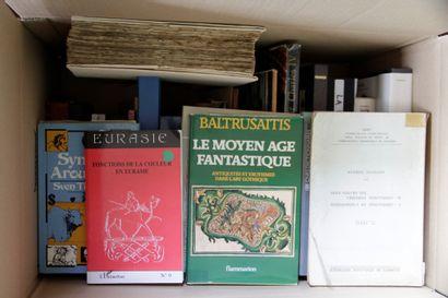 Histoire médievale, archéologie, comportant...