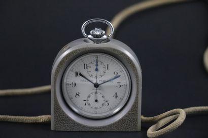 RALLYE MONTBLANC INCABLOC VERS 1960. Chronomètre...