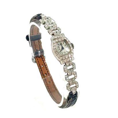 MONTRE ART DÉCO montre bracelet pour femme,...