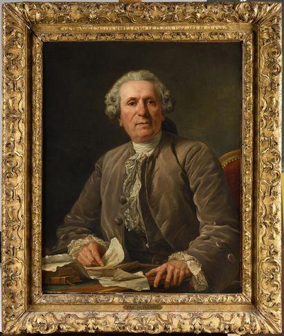 JEAN-FANÇOIS COLSON (1733 - 1803)