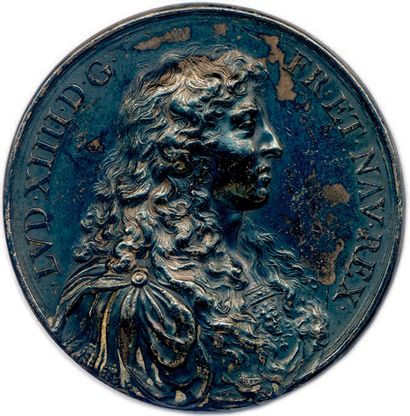 Cette médaille porte la date du 31 mai 1654...