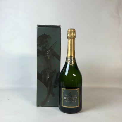 1 bouteille CHAMPAGNE DEUTZ Brut Classic...