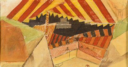 EISENSTEIN SERGUEÏ (1898-1948)  Projet de...