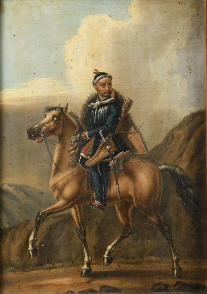 ORLOWSKY ALEXANDER (1777-1832)  Officier...