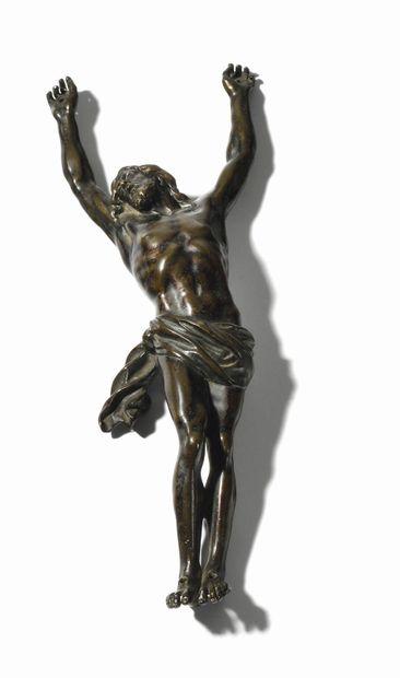 CHRIST CRUCIFIE, TYPE «CRISTO VIVO» DIT JANSENISTE...