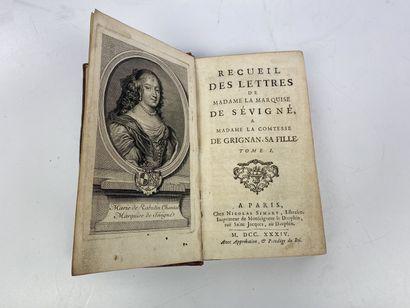 DIVERS. – Ensemble de 7 volumes. – LEPÈRE...
