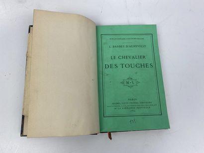 BARBEY D'AUREVILLY ( Jules). Le Chevalier...