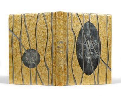 BRETON (André). L'Amour fou. [Paris], Gallimard,...