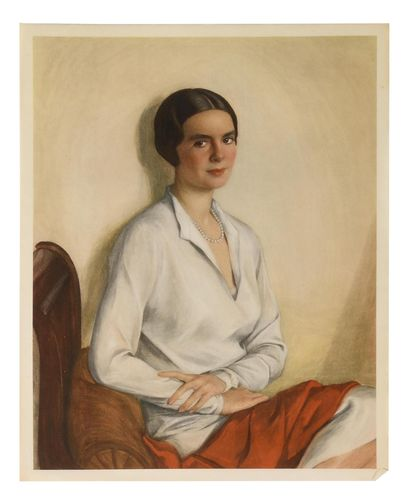 SORIN Sawelij (1878-1953)  LOT de quatre...