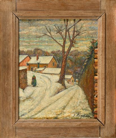 LAPCHINE GEORGES (1885-1950/51)  Paysage...
