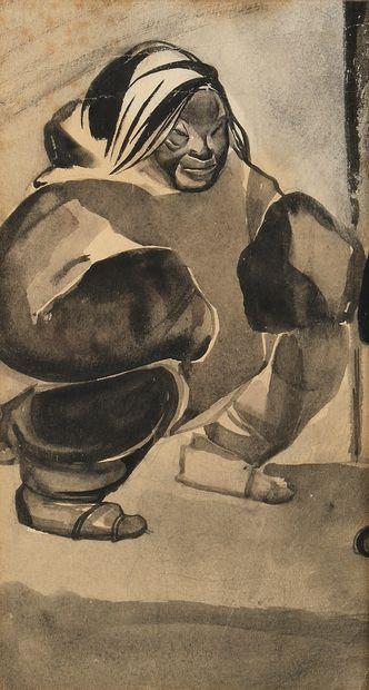RESETNIKOV FEDOR (1906-1989)  Tchouktche...