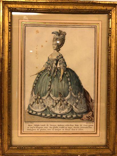 *Deny Martial (1745-1815) La comtesse de...