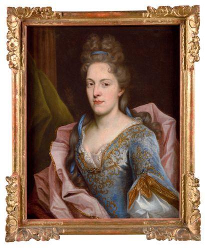 ECOLE FRANÇAISE VERS 1700, ENTOURAGE DE HYACINTHE...