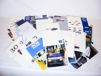 Documentation CITROEN et divers marques Française  CITROEN: Catalogue 16 pages XM-...