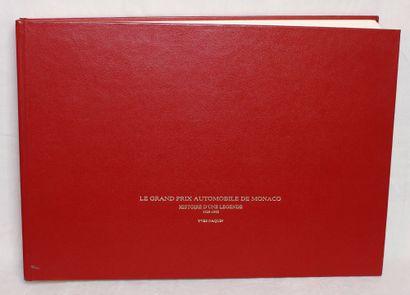 Le Grand Prix Automobile de Monaco, Histoire...