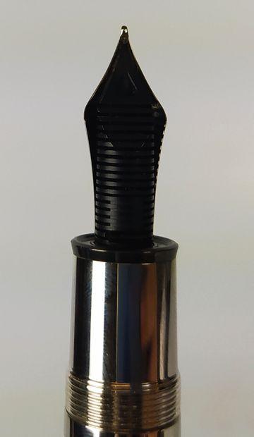 MONTBLANC Skeleton 181  Stylo plume série limitée sortie en 1999 à 333 exemplaires...