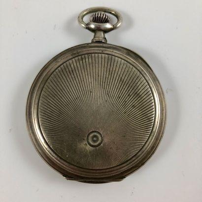GOUSSET LIP A CLAPET. VERS 1910. Réf 606831. Montre de Gousset réalisé par l'horloger...