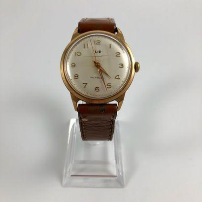 LIP R23 Vers 1960. Réf: 3040XX. Montre bracelet...
