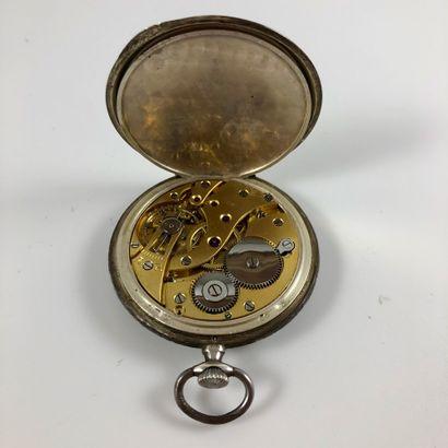 MONTRE DE GOUSSET LIP. Réf 838038. Montre représentative de l'histoire de l'horlogerie...