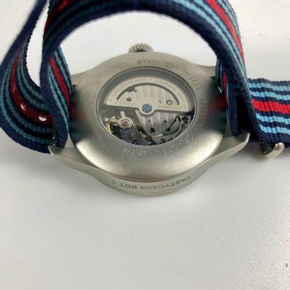 LACO Réédition de 2018 de la Lufftwaffe vers 1940 Belle et grande montre bracelet...