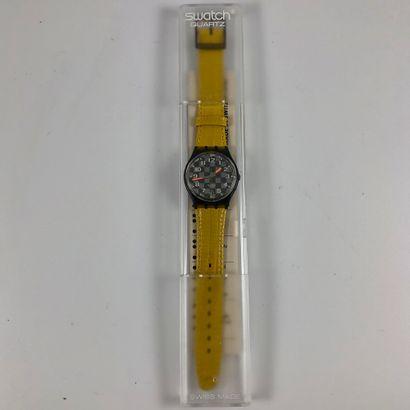 SWATCH Vers 1993. Réf: GM402. Montre bracelet...