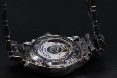 RAYMOND WEIL Automatic Circa 2010. Réf : V061424/7260. Chronographe en acier inoxydable...