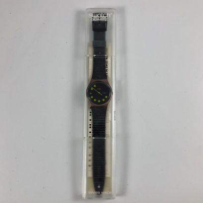 SWATCH Vers 1991. Réf: GX706. Montre bracelet...