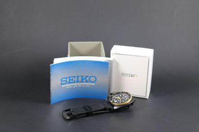 SEIKO SPECIAL EDITION VERS 2019. 7N0360. Montre homme de plongée type Sub modèle,...