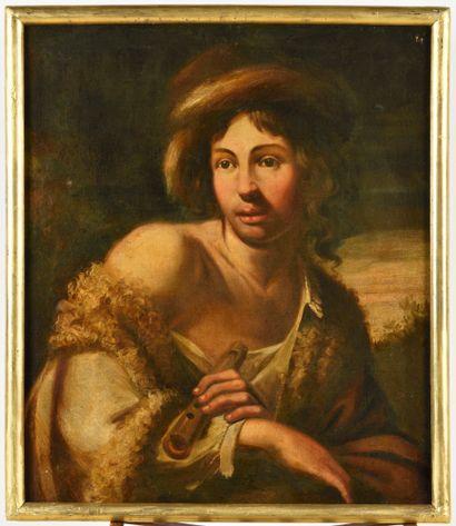 Ecole d'Italie du NORD du XVIII, suiveur...