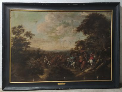 Pauwell CASTEELS (avant 1625 - vers 1650)...